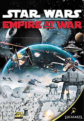 Star wars empire at war è il gioco di strategia ufficiale di star