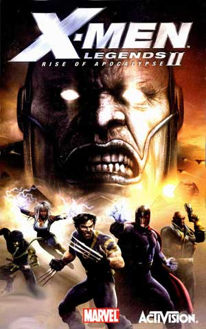 X Men Legends 2